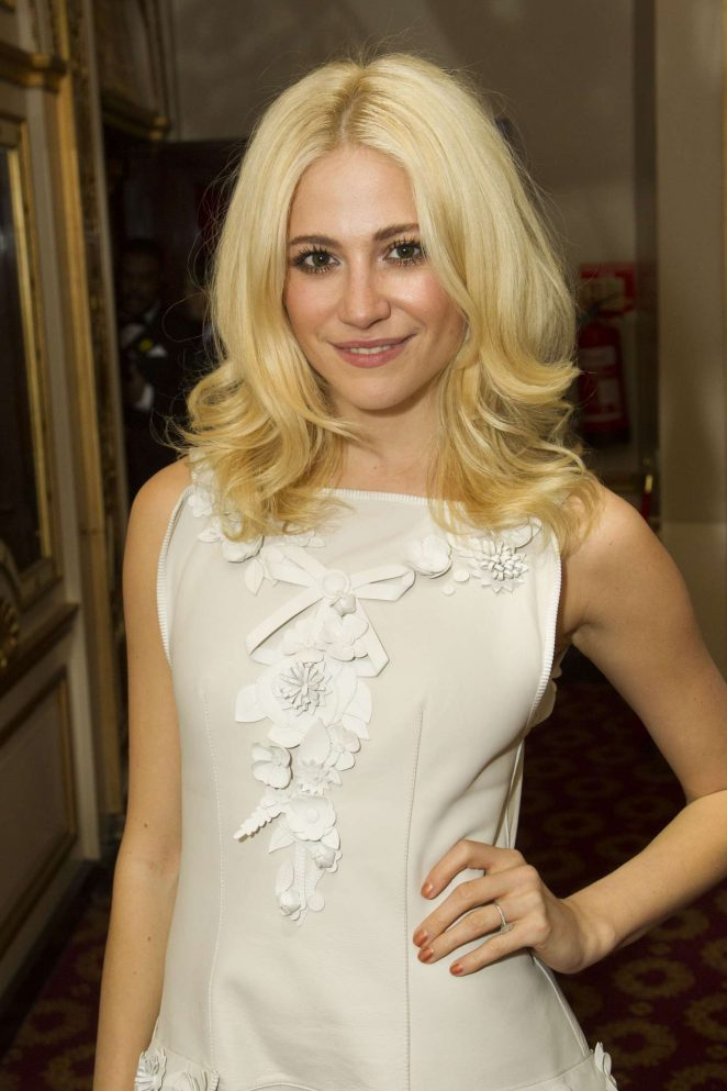 Pixie Lott - 'The Girls Musical' Musical Press Night in London