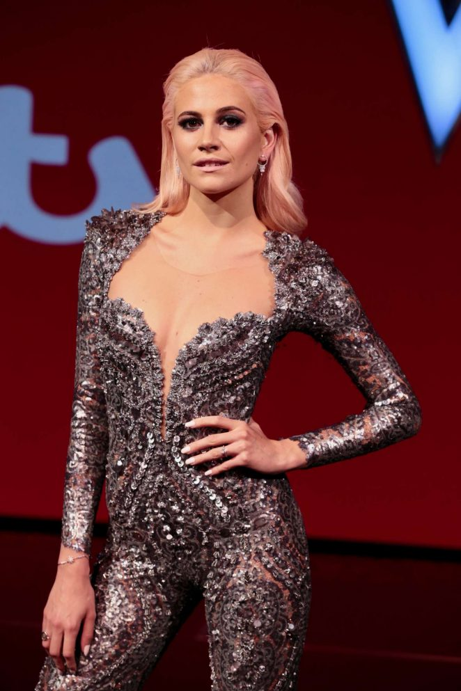 Pixie Lott – The Voice Kids Final Photocall in London