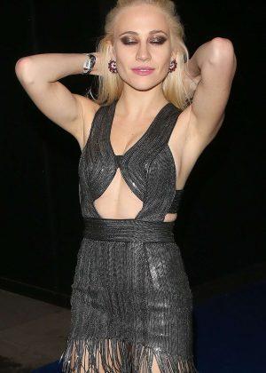 Pixie Lott - Universal Music Brit Awards After Party in London