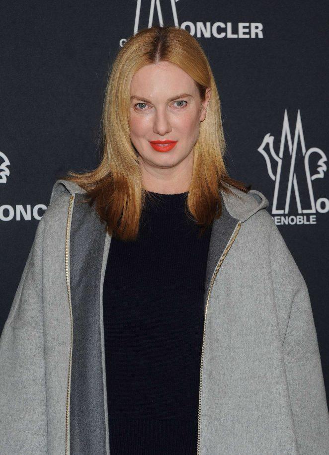 Polina Proshkina – Moncler Grenoble Event in New York