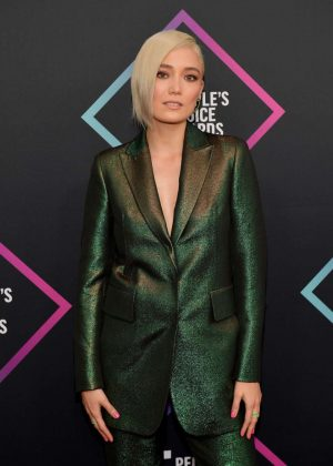 Pom Klementieff - People's Choice Awards 2018 in Santa Monica
