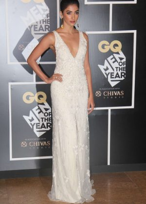 Pooja Hegde - GQ India's Men of the Year Awards 2016 in Mumbai