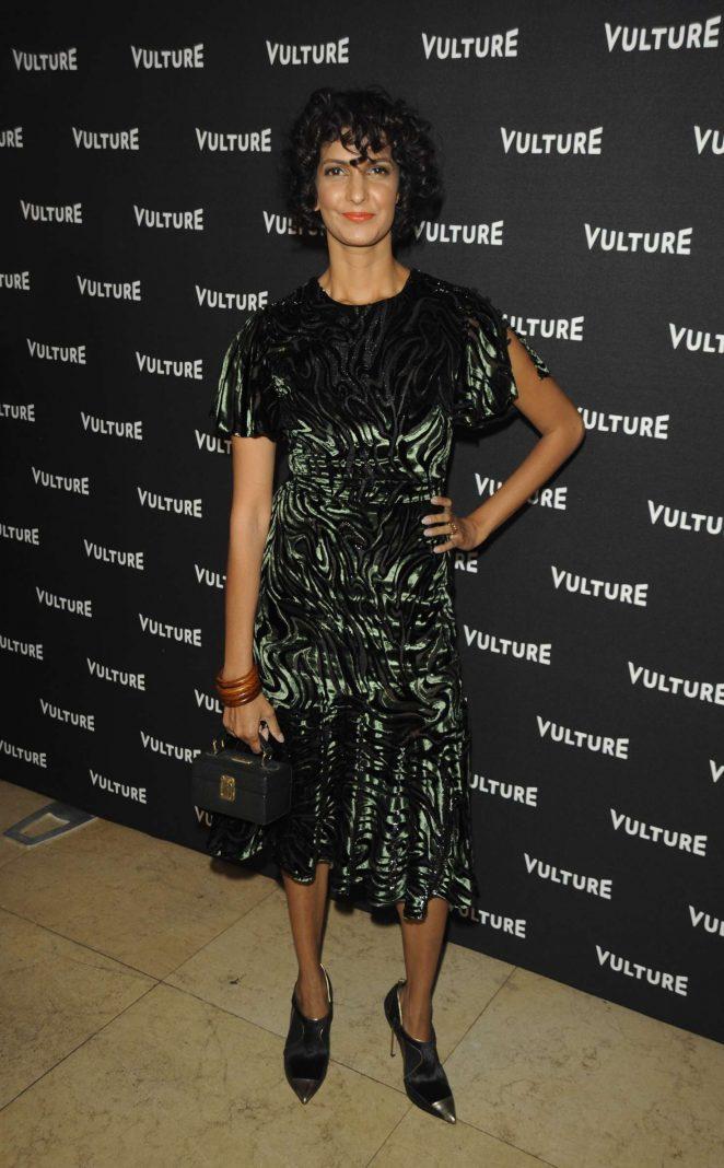 Poorna Jagannathan - 2016 Vulture Awards Season Party in Los Angeles