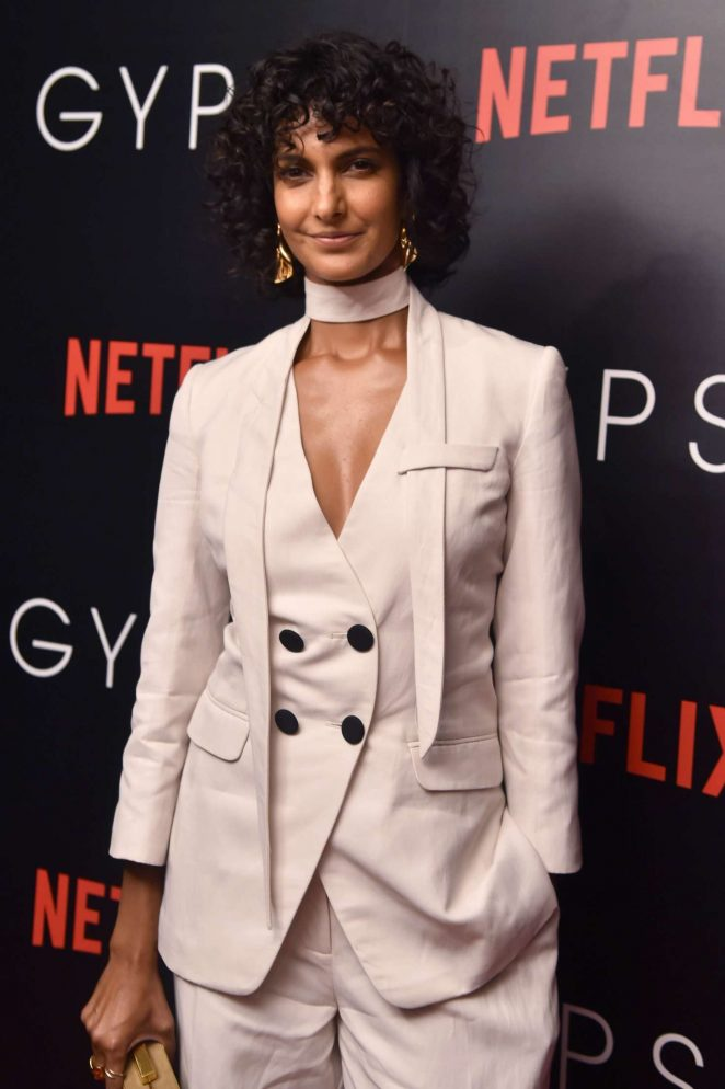 Poorna Jagannathan - 'Gypsy' Special Screening in New York