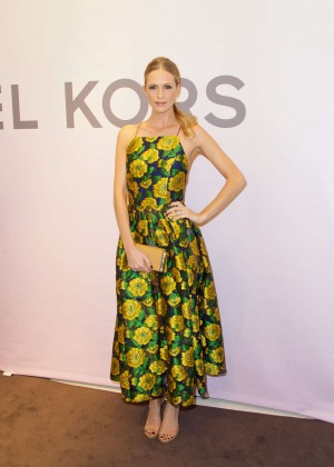 Poppy Delevingne at Michael Kors Fashion Event 2015 in NYC