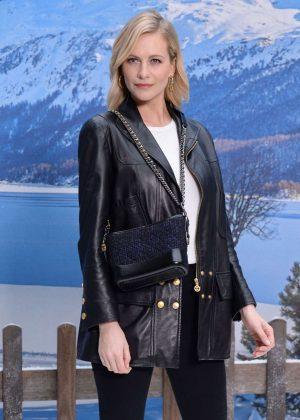 Poppy Delevingne - Chanel Fashion Show in Paris