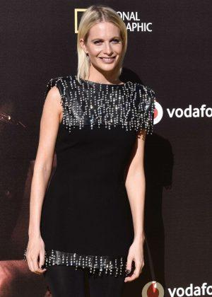 Poppy Delevingne - 'Genius Picasso' Premiere in Malaga