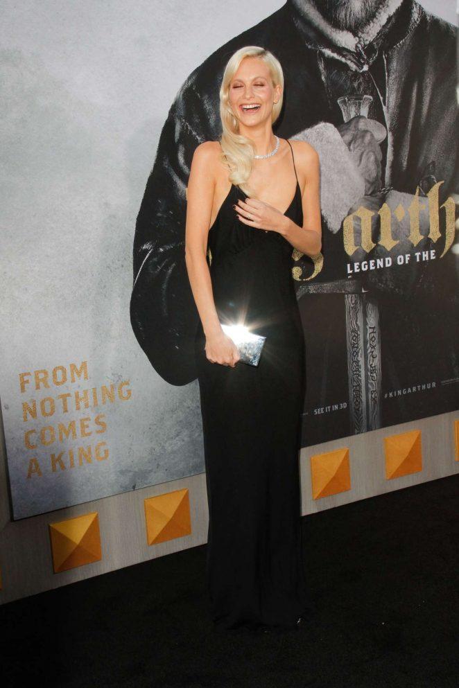 Poppy Delevingne: King Arthur: Legend Of The Sword Premiere -05