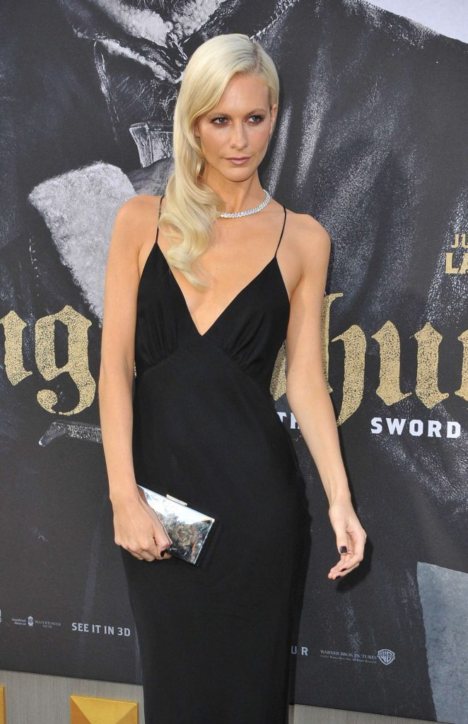 Poppy Delevingne – 'King Arthur: Legend Of The Sword' Premiere in Hollywood