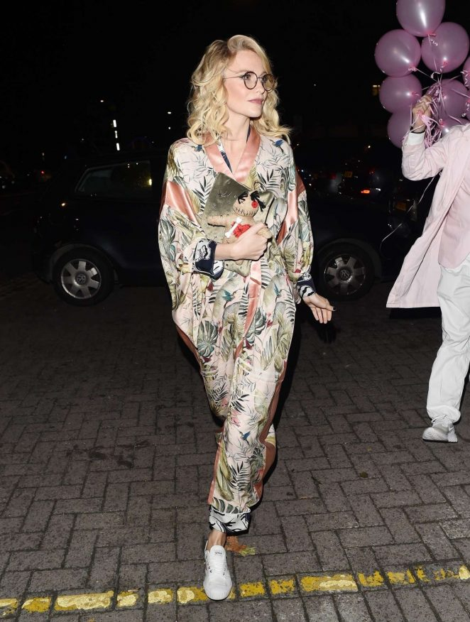 Poppy Delevingne – LAYLOW Halloween Party in London