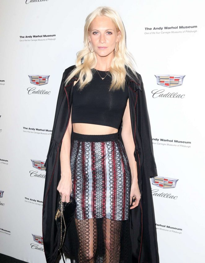 Poppy Delevingne – 'Letters to Andy Warhol' Exhibition Opening in New York City