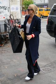 Poppy Delevingne - Out in New York