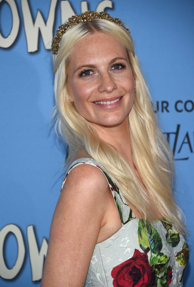 Poppy Delevingne: Paper Towns NY Premiere -01