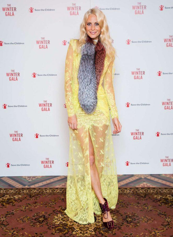 Poppy Delevingne - Save The Children Winter Gala in London
