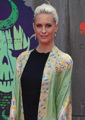 Poppy Delevingne - 'Suicide Squad' Premiere in London