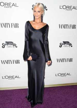 Poppy Delevingne - Vanity Fair and L'Oreal Paris Toast to Young Hollywood in West Hollywood