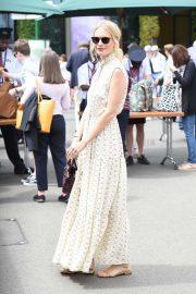 Poppy Delevingne - Wimbledon Tennis Championships 2019 in London