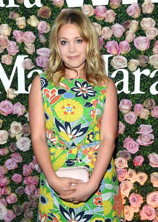 Poppy Jamie - 2017 Women In Film Max Mara Face of the Future Awards in LA