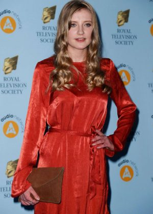 Poppy Lee Friar - 2018 RTS Programme Awards in London