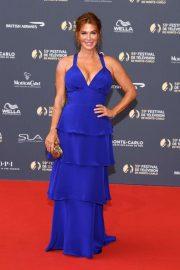 Poppy Montgomery - 2019 Monte Carlo TV Festival Opening Ceremony