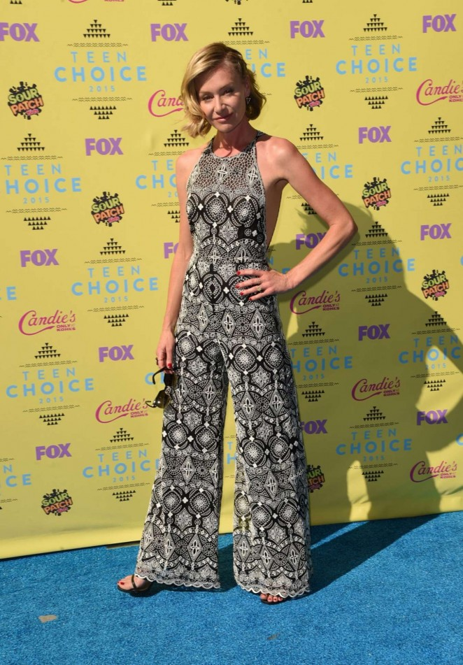 Portia de Rossi - 2015 Teen Choice Awards in LA