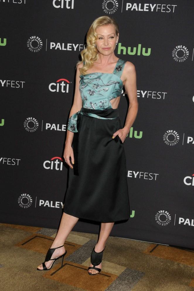 Portia de Rossi: 33rd Annual PaleyFest Scandal -03