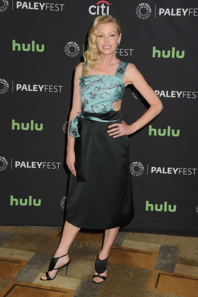 Portia de Rossi: 33rd Annual PaleyFest Scandal -05