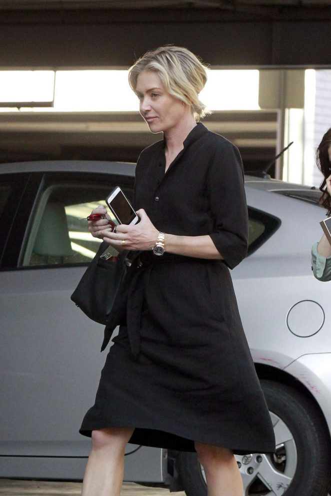 Portia De Rossi out in LA