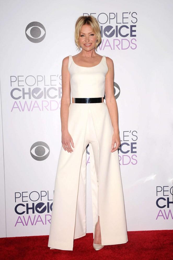 Portia de Rossi - People's Choice Awards 2016 in Los Angeles