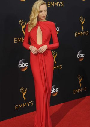 Portia Doubleday - 2016 Emmy Awards in Los Angeles