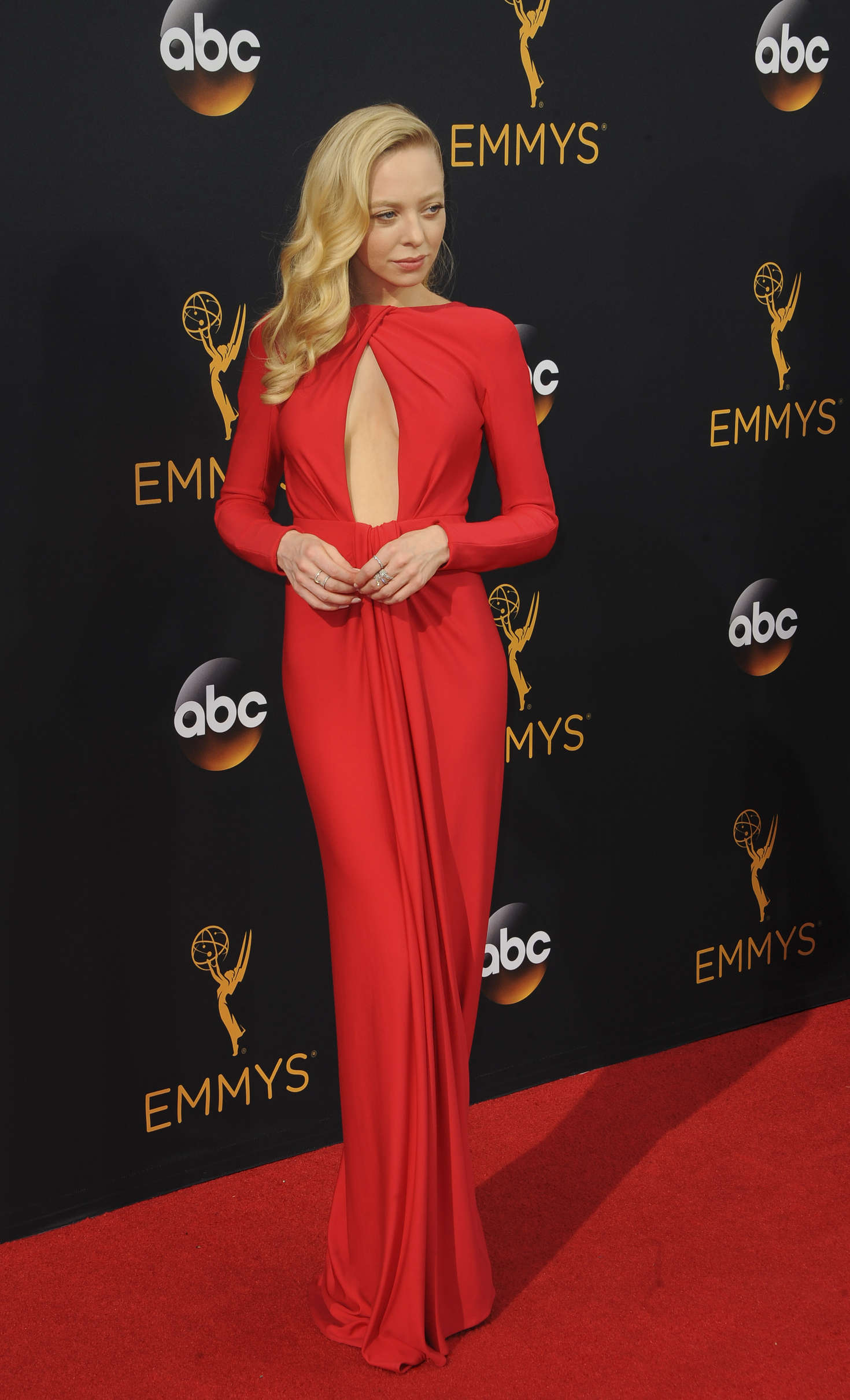 Portia Doubleday - 2016 Emmy Awards in Los Angeles