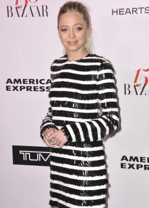 Portia Doubleday - Harper's Bazaar Celebrates 150 Most Fashionable Women in West Hollywood