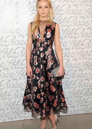 Portia Doubleday - Lela Rose 2016 Fashion Show in NYC