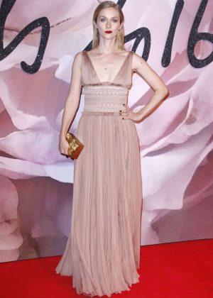 Portia Freeman - The Fashion Awards 2016 in London