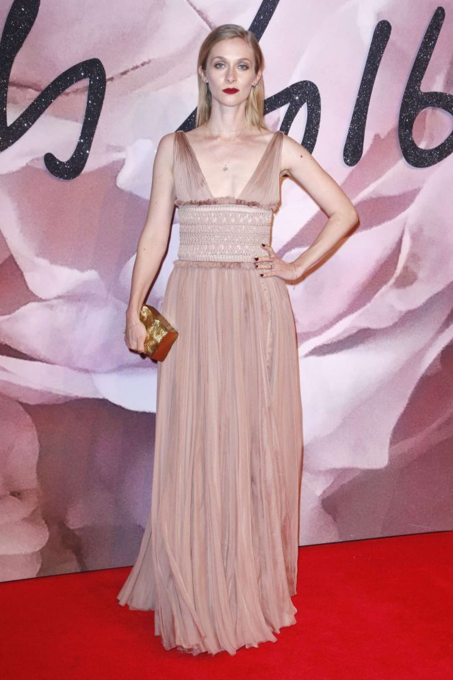Portia Freeman - The Fashion Awards 2016 in London