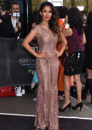 Preeya Kalidas - Asian Awards 2015 in London