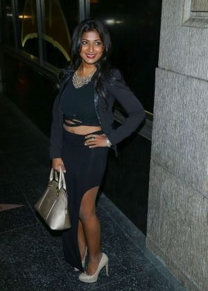 Preity Uupala - Night Out in Los Angeles