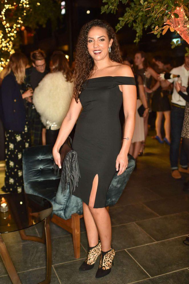 Princess Ali Al Sanussi - Tatler's Little Black Book Party in London