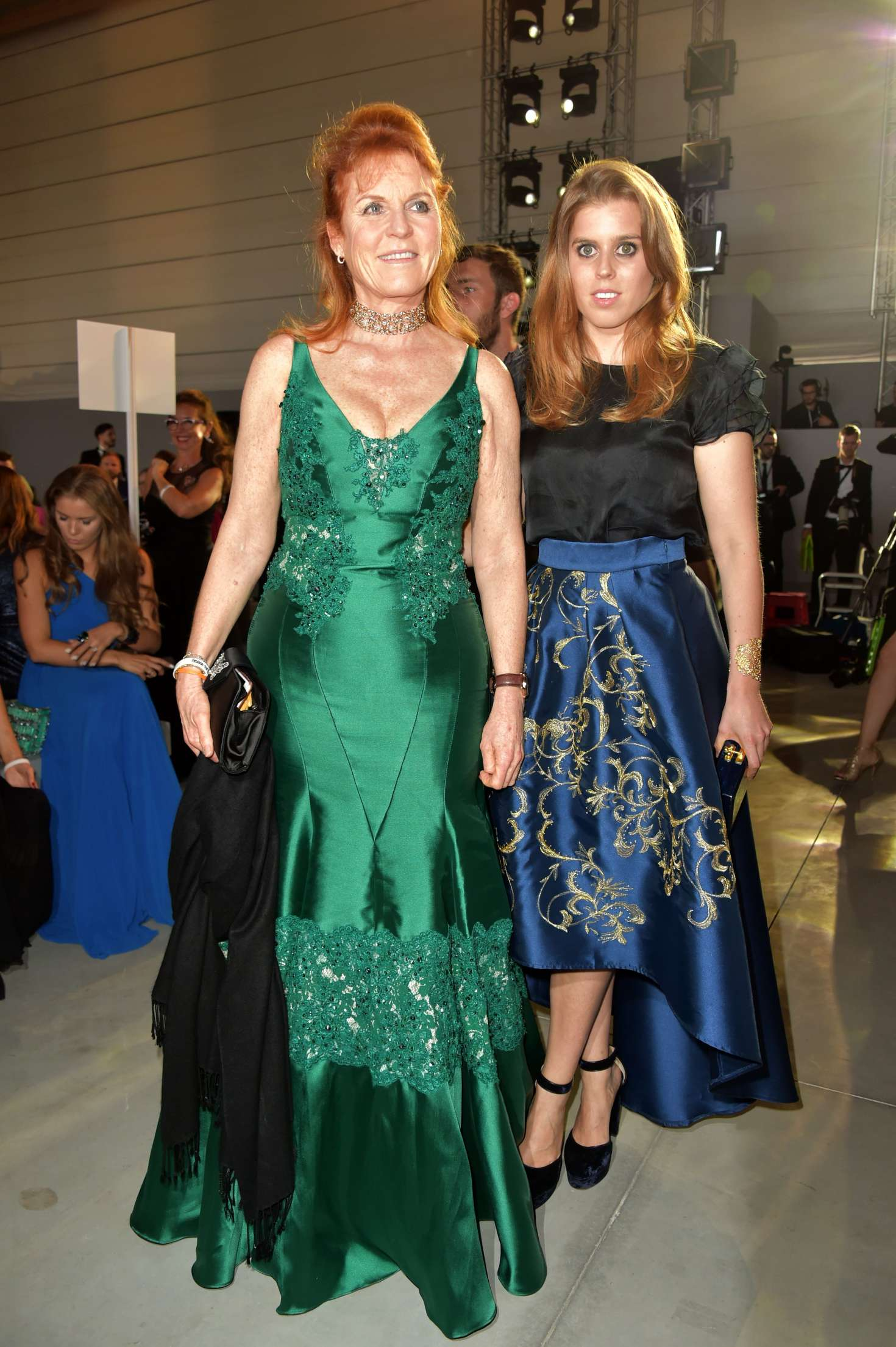 Princess Beatrice – Fashion for Relief Charity Gala 2017 ...