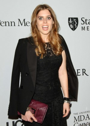 Princess Beatrice of York - Launch of The Parker Institute for Cancer Immunotherapy in LA