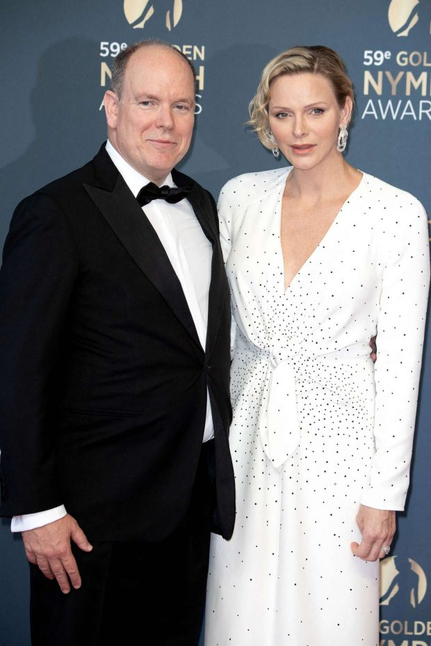 Princess Charlene of Monaco: Closing Ceremony of the 59th Monte Carlo TV Festival-06