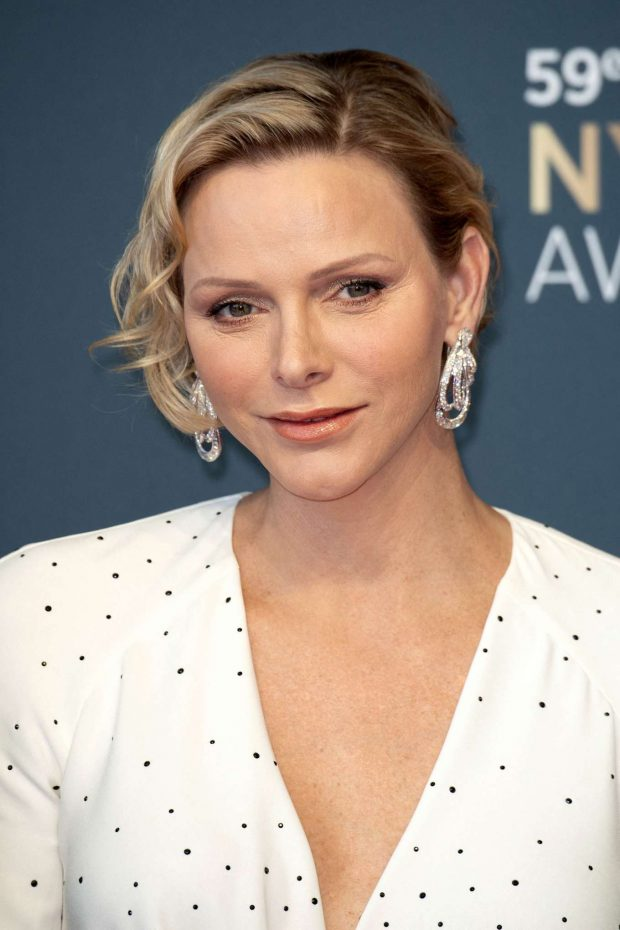 Princess Charlene of Monaco - Closing Ceremony of the 59th Monte Carlo TV Festival