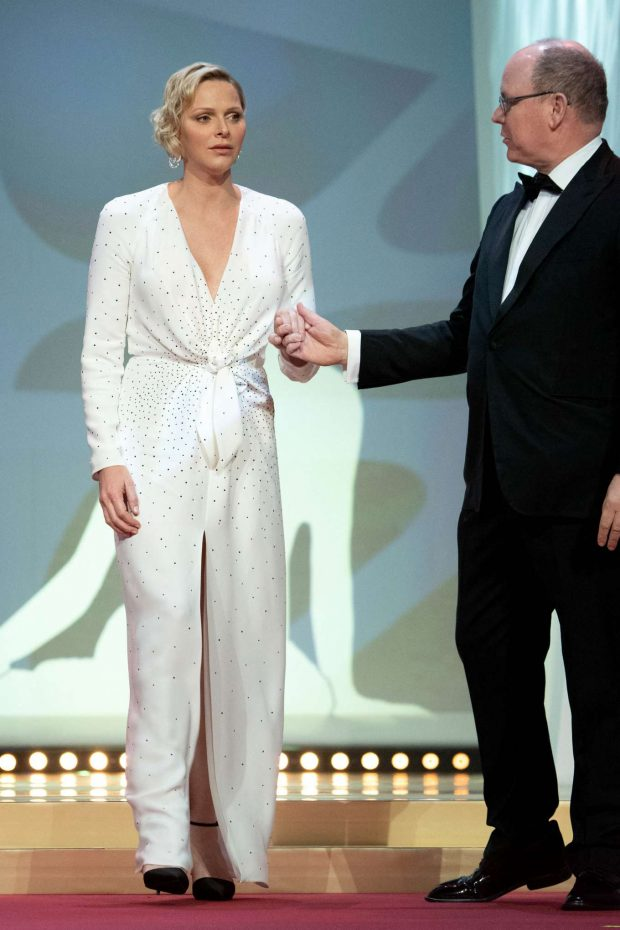 Princess Charlene of Monaco: Closing Ceremony of the 59th Monte Carlo TV Festival-25