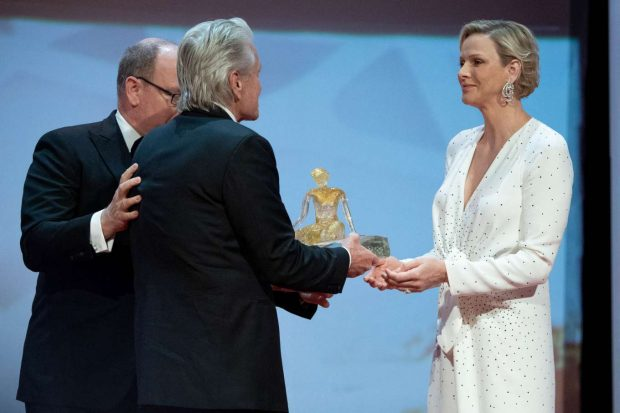 Princess Charlene of Monaco: Closing Ceremony of the 59th Monte Carlo TV Festival-26