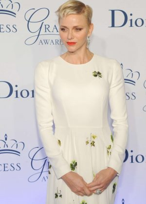 Princess Charlene of Monaco - Princess Grace Awards 2016 in New York