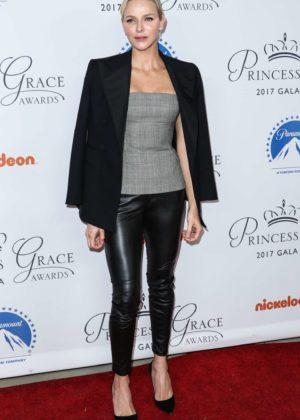 Princess Charlene of Monaco - Princess Grace Awards Gala Kickoff Event in LA
