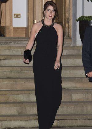 Princess Eugenie at Hope and Homes For Children: End The Silence Gala Dinner in London