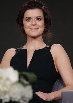 Priscilla Faia - DirecTV's 'You Me Her' Panel at the TCA Winter Press Tour in Pasadena