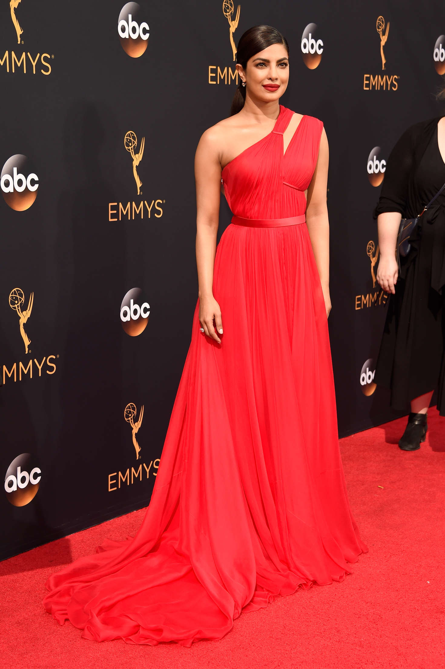 Priyanka Chopra 2016 Emmy Awards In Los Angeles