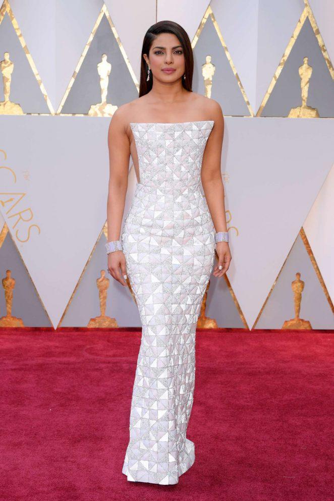 Priyanka Chopra - 2017 Academy Awards in Hollywood